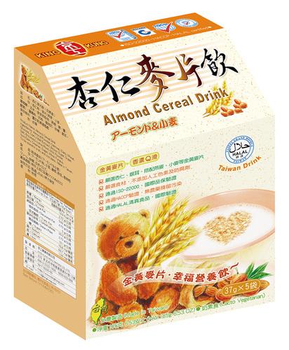 杏仁麥片飲(5入) Almond Cereal Drink