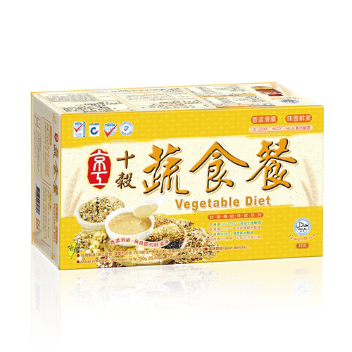 原味十穀餐(30入) Ten-Grain Nutritional Diet